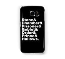 ⚡ HARRY POTTER ⚡ Samsung Galaxy Case/Skin