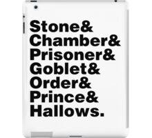 ⚡ HARRY POTTER ⚡ iPad Case/Skin
