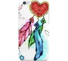 Zelda Dream Catcher 1 iPhone Case/Skin