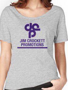Jim Crockett Promotions Logo Women's Relaxed Fit T-Shirt