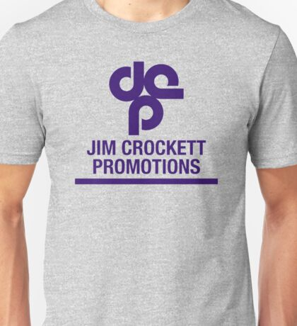 Jim Crockett Promotions Logo Unisex T-Shirt