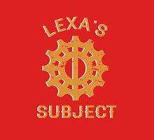 LEXA'S SUBJECT Unisex T-Shirt