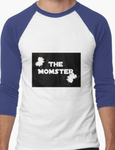 The Momster Men's Baseball ¾ T-Shirt