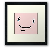 What Do You Think? Framed Print