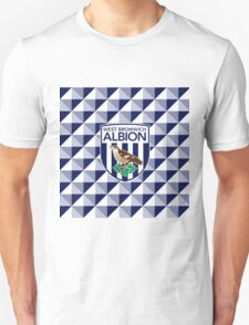 West Bromwich Albion football club T-Shirt