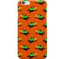 Devil Turtle Pattern iPhone Case/Skin