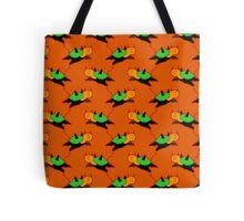 Devil Turtle Pattern Tote Bag