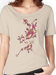 Happy Squiggles Women's Relaxed Fit T-Shirt
