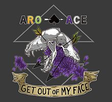 Aro+Ace - Get Out of My Face by kiriska
