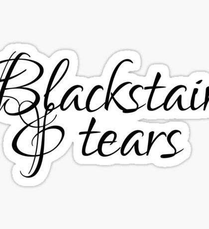 Blackstairs & tears Sticker