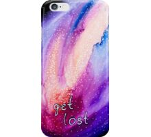 Get Lost  iPhone Case/Skin