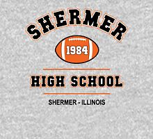 The Breakfast Club - Shermer High School (Variant) Womens Fitted T-Shirt