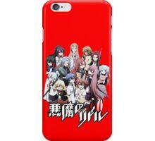 akuma no riddle full cast  iPhone Case/Skin