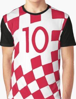 Croatia - Euro 2016 Graphic T-Shirt