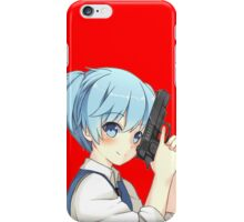 A. C. Chibi looking anime dseign  iPhone Case/Skin