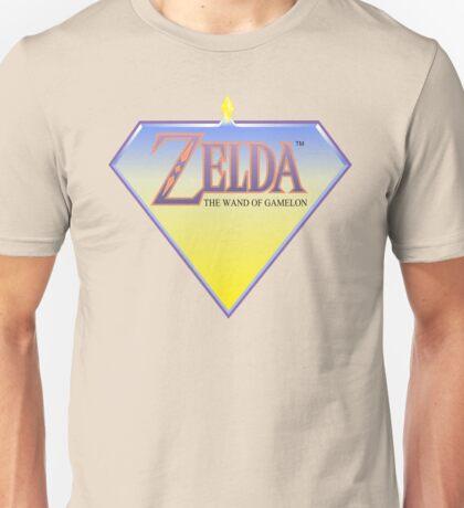 Zelda Wand of Gamelon Logo T-Shirt