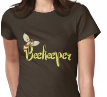 Beekeeper Womens Fitted T-Shirt