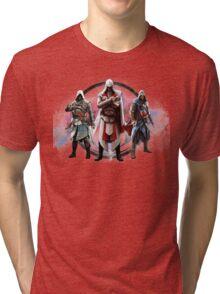 ASSASSIN Tri-blend T-Shirt