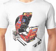 OutRun Cabinet Unisex T-Shirt