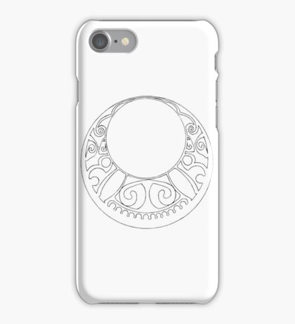 Rosace (Two) iPhone Case/Skin