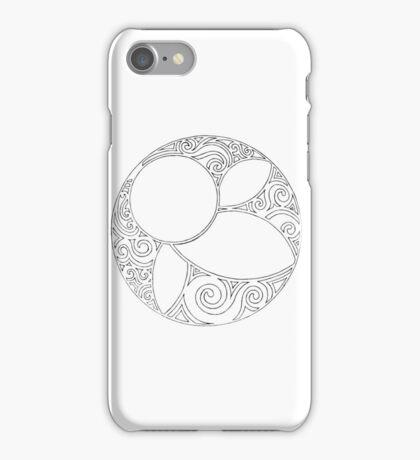 Rosace (Three) iPhone Case/Skin