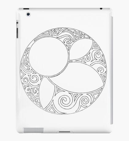 Rosace (Three) iPad Case/Skin