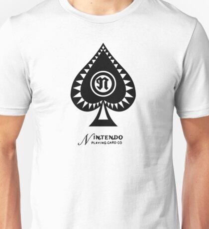 Nintendo Playing Card Company Logo T-Shirt