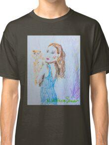 Kitty Blue Classic T-Shirt