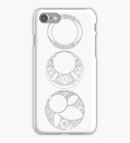 Rosaces iPhone Case/Skin