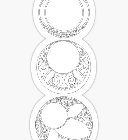 Rosaces Sticker