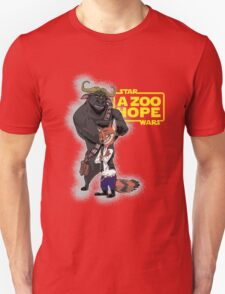 Nick Solo & Chief Chewiee - Variant Unisex T-Shirt