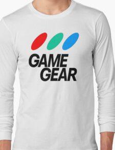 Game Gear Logo Long Sleeve T-Shirt
