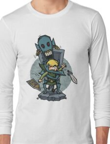 Captured Link Long Sleeve T-Shirt