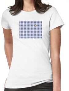 Purple & Orange Tessellation Tiles T-Shirt