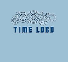 Time Lord  - Doctor Who themed with Gallifrey symbols Shirt Unisex T-Shirt