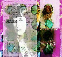 Anna Akhmatova - homage  by Danica Radman