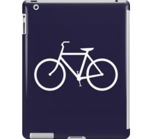 Ride Ride Ride Your Bike iPad Case/Skin