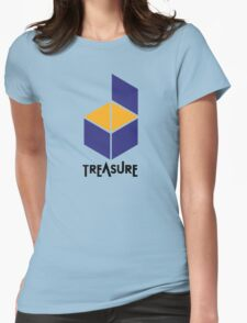Treasure Logo Womens Fitted T-Shirt