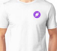 Galaxy Quest Emblem Purple Unisex T-Shirt