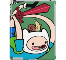 Slam-Bam in a Can! iPad Case/Skin
