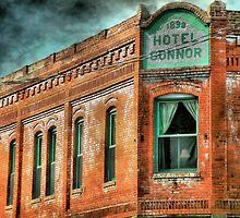 Hotel Connor by Brian Gaynor