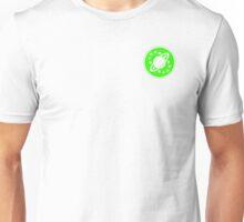 Galaxy Quest Emblem Green Unisex T-Shirt