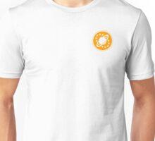 Galaxy Quest Emblem Orange Unisex T-Shirt