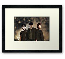 The Leaders Framed Print