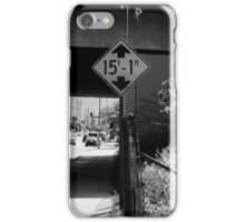 Down Van Owen iPhone Case/Skin