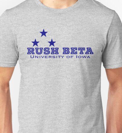 Rush Navy Unisex T-Shirt