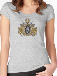 Vanillaware Logo Women's Fitted Scoop T-Shirt