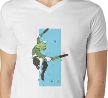 Fannar Mens V-Neck T-Shirt