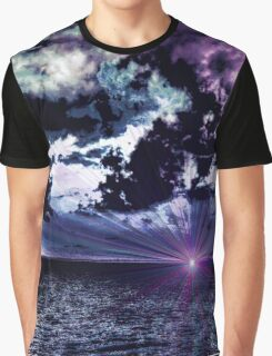 Sun And Sea Graphic T-Shirt