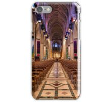 Washington National Cathedral Interior iPhone Case/Skin